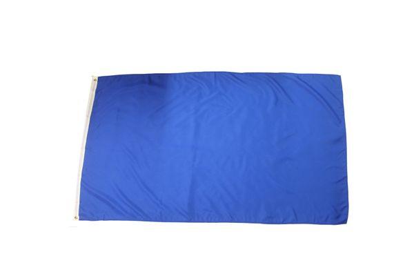 BLUE 3' X 5' FEET FLAG BANNER