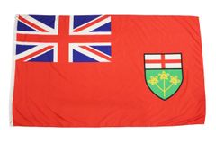 ONTARIO Large 3' X 5' Feet Provincial FLAG BANNER