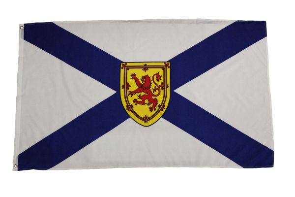 NOVA SCOTIA Large 3' X 5' Feet Provincial FLAG BANNER