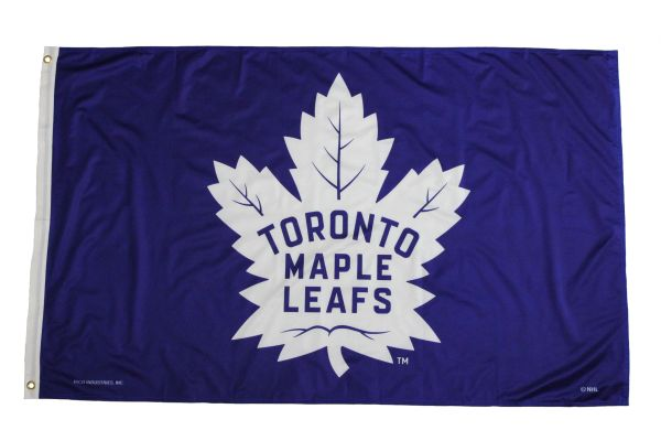 TORONTO MAPLE LEAVES NHL ( NEW ) Logo 3' X 5' Feet FLAG BANNER