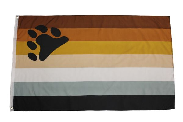 BEAR Pride 3' x 5' Feet Flag Banner. New …