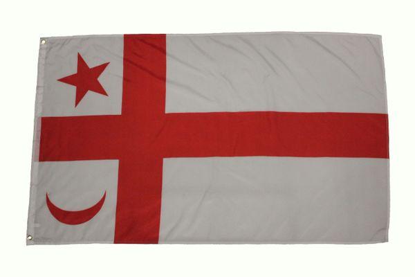 MIC MAC 3' X 5' FEET PICTURE FLAG BANNER