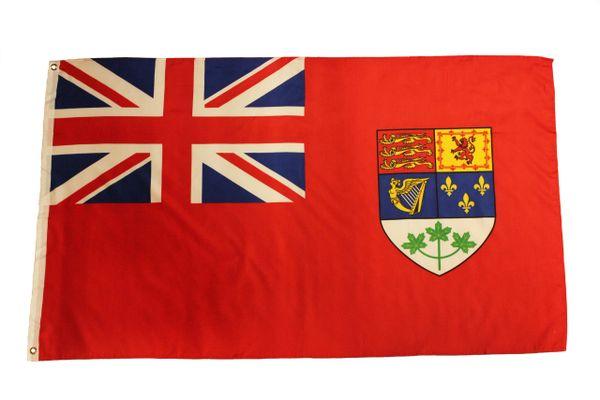 National Flag Of CANADA 1921 - 1957 , 3' X 5' Feet FLAG BANNER