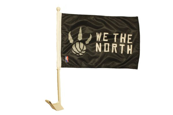 "WE THE NORTH , TORONTO RAPTORS 12"" X 18"" Inch FLAG BANNER"