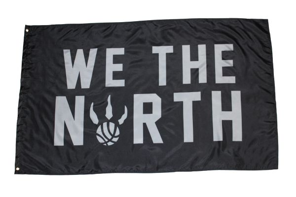 WE THE NORTH 3' X 5' Feet FLAG BANNER