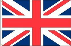 UNITED KINGDOM LARGE 3' X 5' FEET COUNTRY FLAG BANNER .. NEW AND IN A PACKAGE