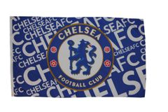 CHELSEA 3' X 5' FEET FIFA SOCCER WORLD CUP FLAG BANNER .. NEW AND IN A PACKAGE