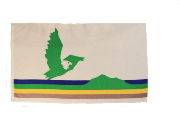 CAPE BRETON LARGE 3' X 5' FEET COUNTRY FLAG BANNER .. NEW AND IN A PACKAGE