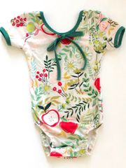 Apple Orchard Leotard in Sage - RTS