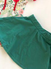 Garden Skirt in Sage - RTS
