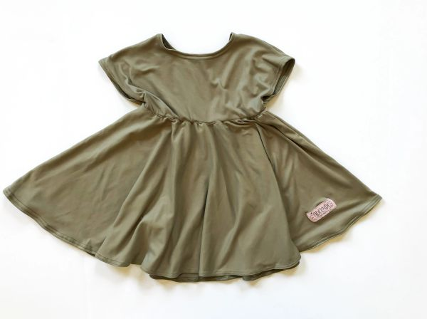 Janey in Olive - RTS