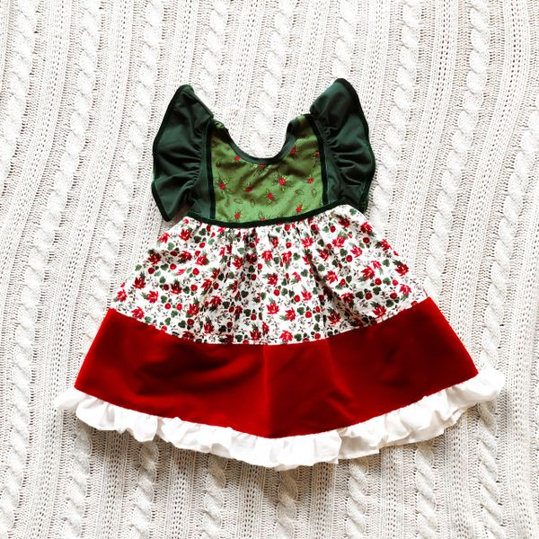 Nutcracker dress - Ready to Ship