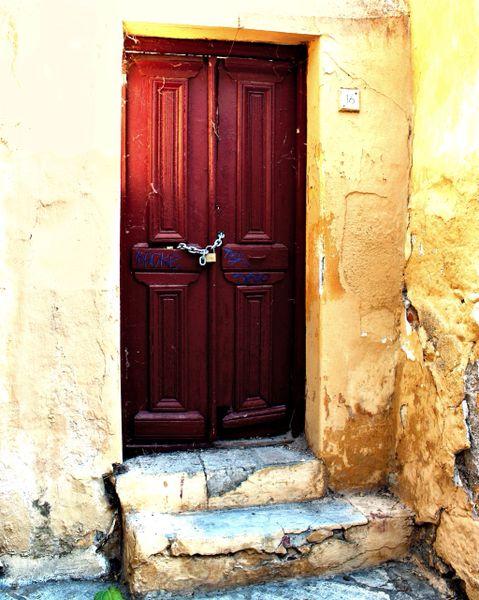Red door # 5