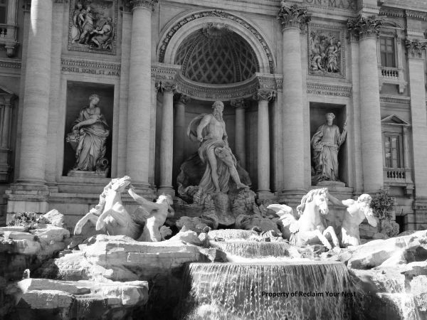 Oh Trevi..How I love Thee