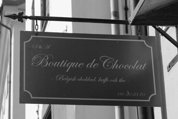 Chocolat?
