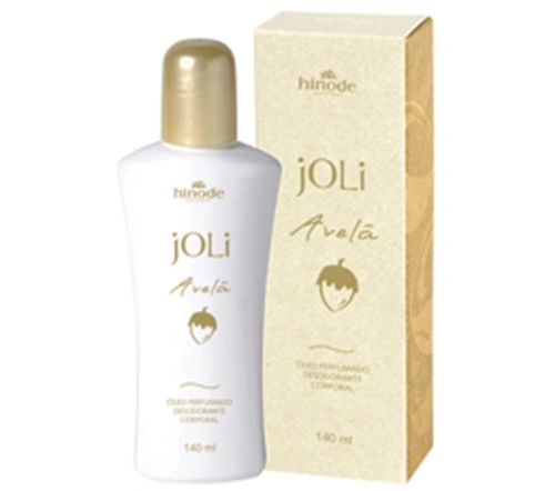 Joli Avelã Hazelnut Perfumed Oil for Body