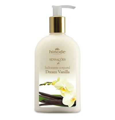 HINODE SENSATION DREAM VANILLA BODY MOISTURIZING