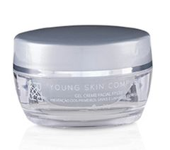 HINODE ROUTINE FACIAL GEL CREAM COMPLEX FOR YOUNG SKIN WITH FPS 30