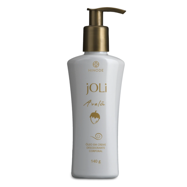 JOLI HAZELNUT OIL IN CREAM BODY MOISTURIZING