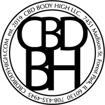 CBD BODY HIGH