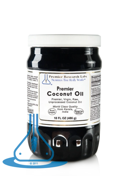 Premier Coconut oil