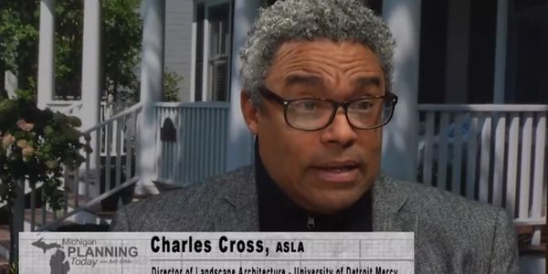 Charles Cross, ASLA