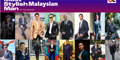 Who is the Most Stylish Malaysin Man of the Decade?