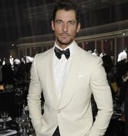 David Gandy Show Masterclass In Black Tie Style