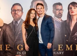 LORD's and TGV Cinemas Hosted The Premiere of 'The Gentlemen'