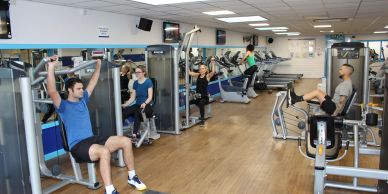 Chapel Allerton Gym Facilities