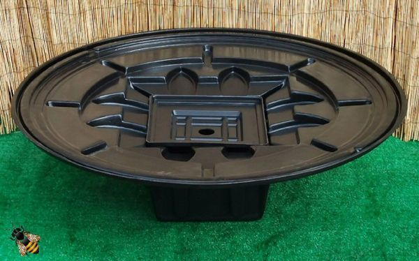PEBBLE POOL EX LARGE FOUNTAIN GARDEN WATER FEATURE BASE SUMP