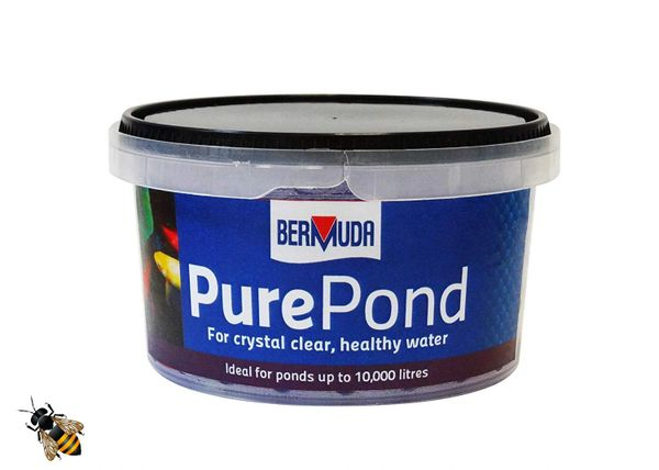 Pure Pond Balls Crystal Clear Water Reduces Nitrate & Ammonia Bermuda Fish Safe