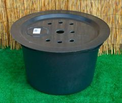 PEBBLE POOL HEAVY DUTY GARDEN WATER FEATURE SUMP 55cm