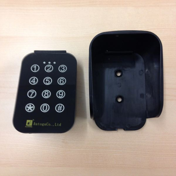 Two Channel Wireless Keypad