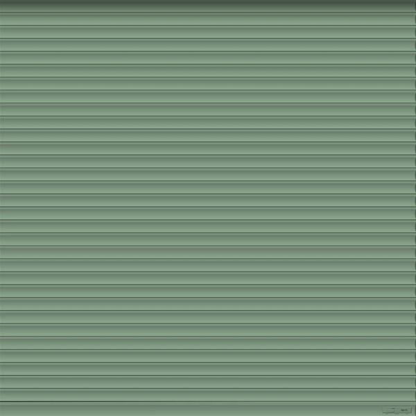 EG55 Chartwell Green Roller Electric Garage Door 7x7