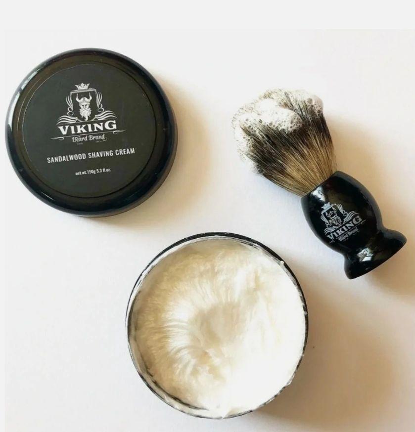 Viking Beard Brand Shaving Cream