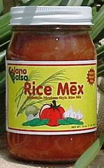 Spanish Rice Mex Tex-Mex Style 16 oz.