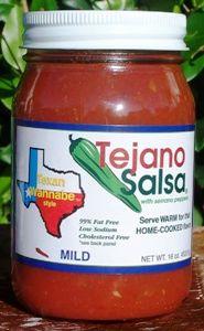 Tejano Salsa Mild - 16 oz.