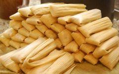 Handmade Tamales - Dozen (12 count)