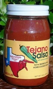 Tejano Salsa Medium - 16 oz.