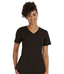 NRG 3 Pocket V-Neck Top