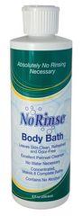 No Rinse Body Bath 8fl oz