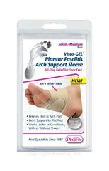 Visco-GEL® Plantar Fasciitis Arch Support Sleeve (#P1450)