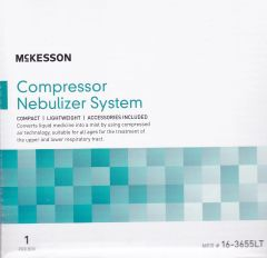 McKesson Compressor Nebulizer System 6 mL Universal Mouthpiece