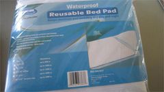 """Water proof Reusable Bed Pad 44"""" x 52"""""""