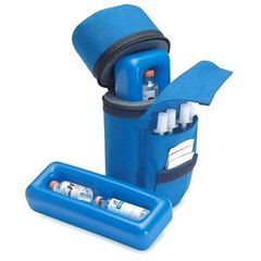 Insulin Protector - Blue