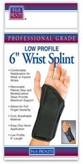 "ProLite 6"" Low Profile Wrist Splint"