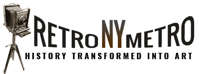 Retro NY Metro