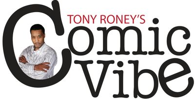 Tony Roney's Comic Vibe