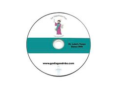 (b) St. Luke's VBS Dance DVD